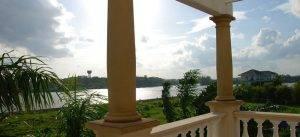 Stately Riverside Villa