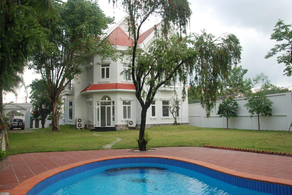 Nguyen Van Huong Villa