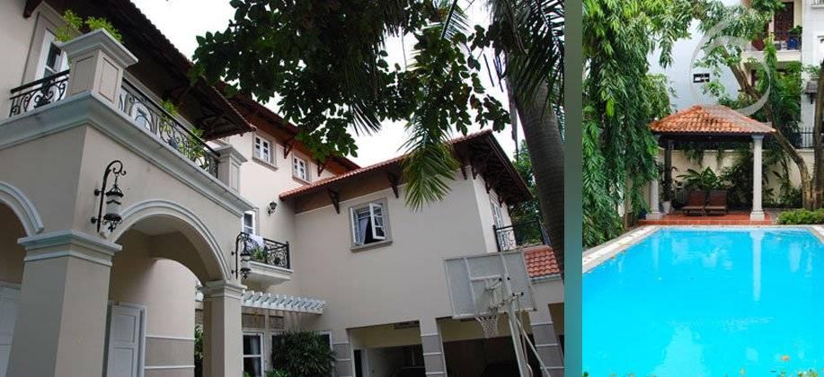 European Style Villa