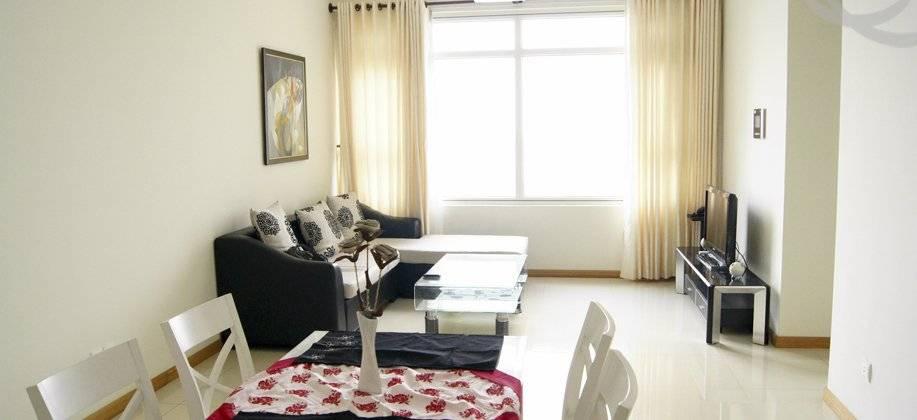 Saigon Pearl, 2 Bedroom B