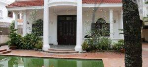 Roomy Villa in Thao Dien