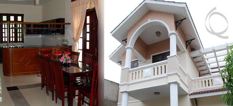 Large Veranda, Large Kitchen