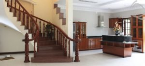 Villa with great and spacious interiors in Thao Dien