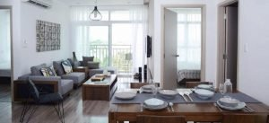Luxury serviced apartment in Thao Dien
