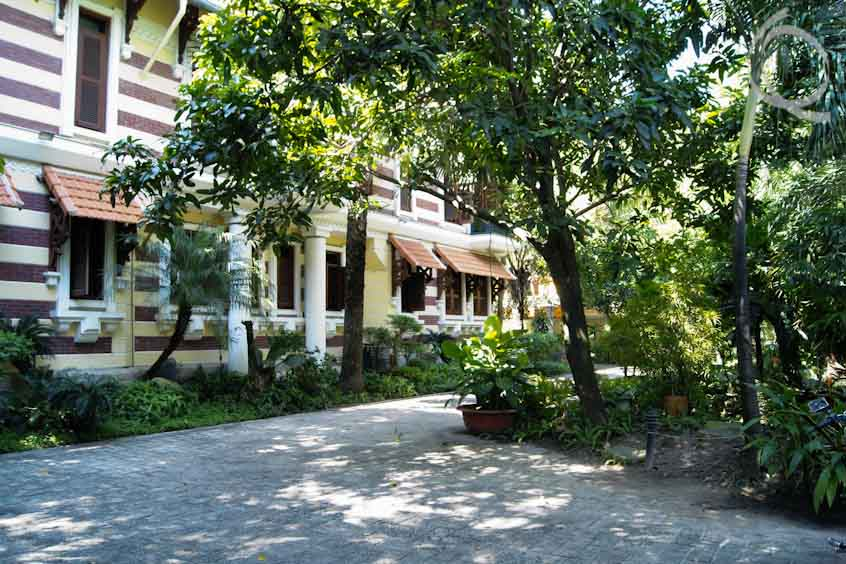 Stunning Villa with a wonderful and green garden - Ho Chi Minh ...