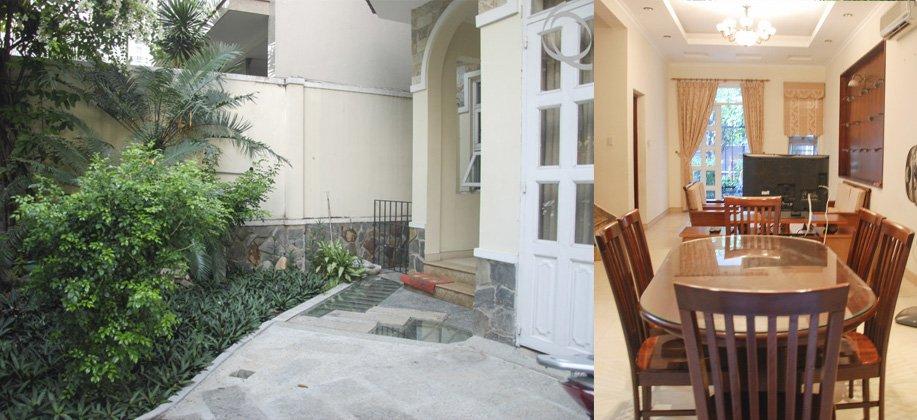 Comfortable Villa on Tree Lined Street
