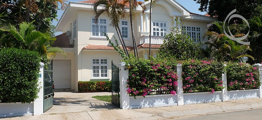 Affordable & Secure Villa in the Heart of District 2