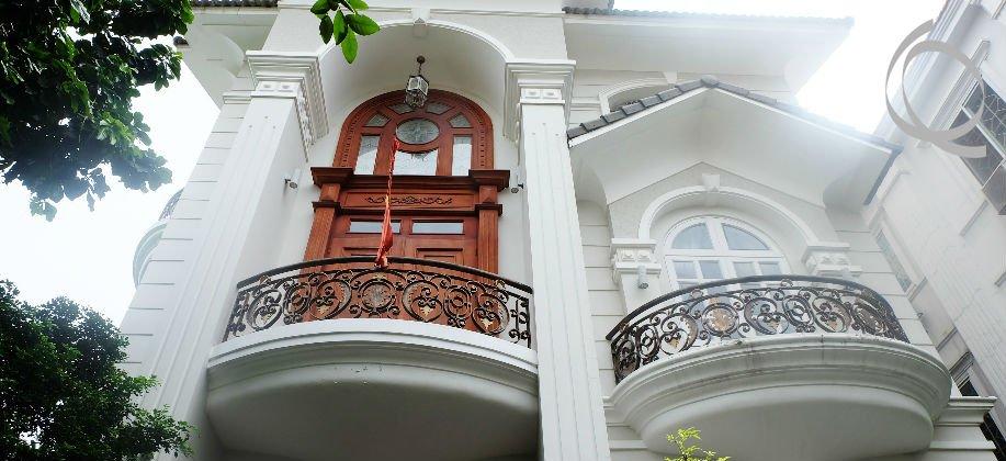 Villa for rent, pool