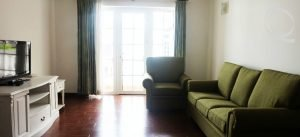 Serviced apartment for rent