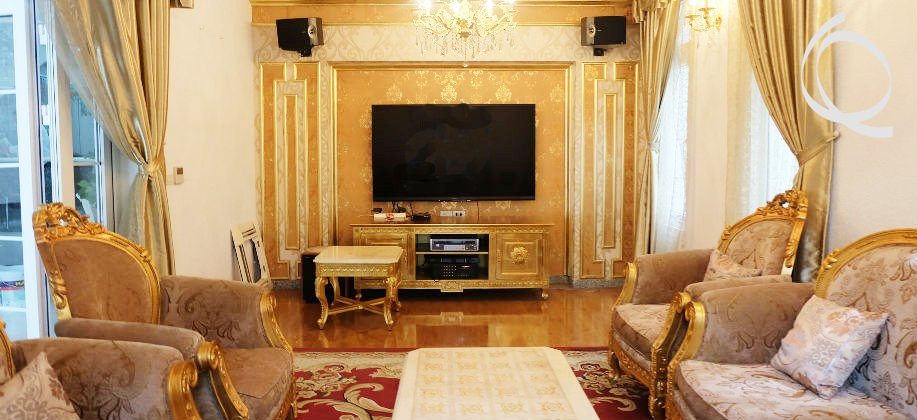 Royal villa for rent, luxurious furnished