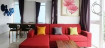 Serviced apartment 3bedrooms