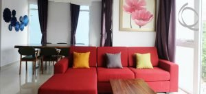 Lux One Serviced apartment 3bedrooms in Thao Dien