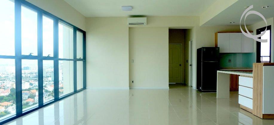 The Ascent apartment riverview big living room
