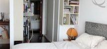 City Garden Guest Bedroom and Bath