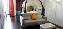 City Garden Master Bedroom with balcony