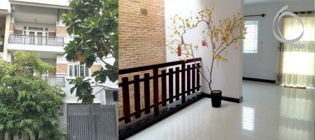 Villa 4bedrooms for rent, 2balcony