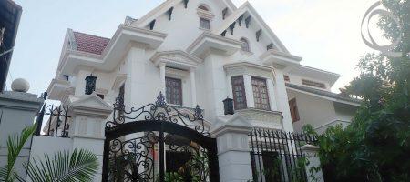 Fully furnished villa for rent, 4bedrooms
