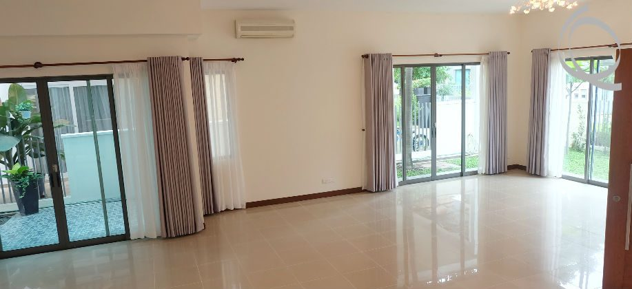 Villa in compound 3bedrooms, garden
