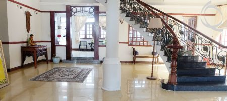 Thao Dien villa for rent, big garden