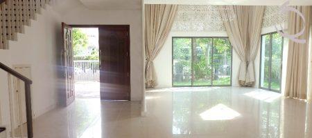 Villa in compound 3bedrooms, quiet place