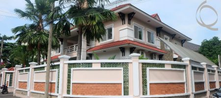 Villa in Compound 4bedrooms, quiet place