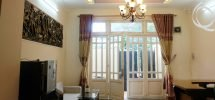 Towhouse in Thao Dien for rent, near BIS and supermarket
