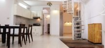 Towhouse in Thao Dien, 2bedroom with balcony