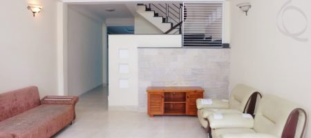 Towhouse in Thao Dien, available now