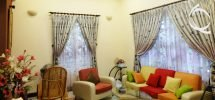 Villa in Tran Nao with garden and quiet place