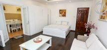 Serviced apartment 1bedroom, nice furniture, D.Binh Thanh