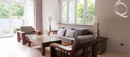 Villa in compound 4bedrooms, wonderful garden