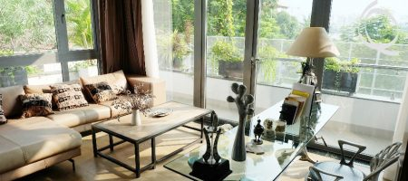 Villa in compound riverview, 5bedrooms with modern furniture