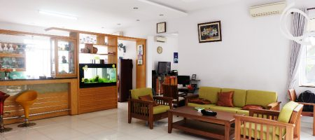 Villa in Thao Dien with 4bedrooms, garden and terrace
