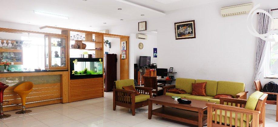 Villa in Thao Dien with 4bedrooms, garden and terrace