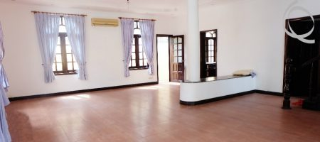 Villa in Thao Dien 4bedrooms with pool near restaurant, supermarket