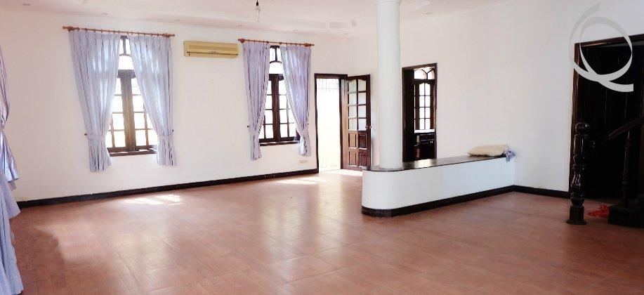 Villa in Thao Dien 4bedrooms with pool near restaurant, supermarket
