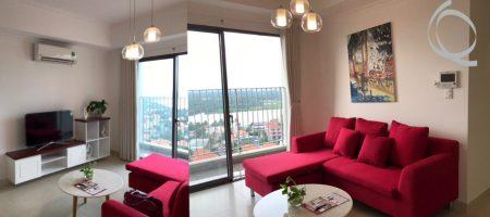 Masteri apartment 3bedrooms for rent