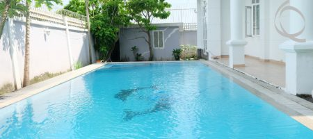 Villa in Thao Dien for rent, near International school