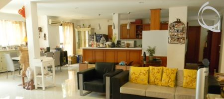 Villa in compound 4bedrooms with swimming pool for rent