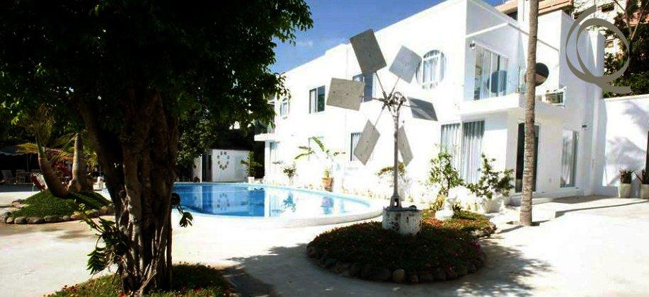 Villa in compound good price for a modern design villa