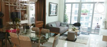 Vinhomes apartment fully furnished, available now!