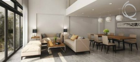 New modern townhouse in Thao Dien for rent