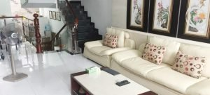 Townhouse in Thao Dien 4bedrooms fully furnished for rent