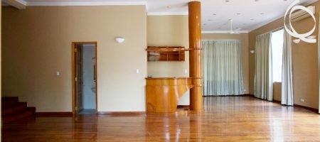 Villa garden with 4bedrooms for rent