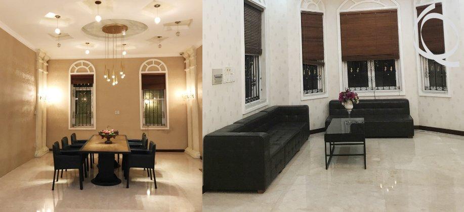 Villa in Thao Dien 5bedrooms for rent, near supermarket