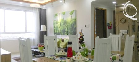 Tropic garden apartment for sell, fully furnished