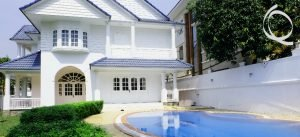 Villa garden 6bedrooms for rent