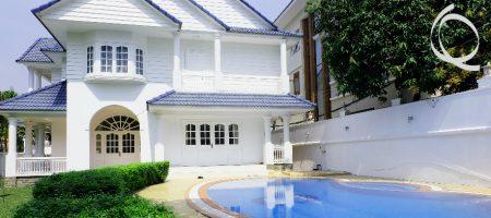 Villa garden 6bedrooms for rent