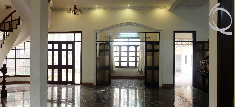 Villa 3bedrooms in Thao Dien near Restaurant and super market