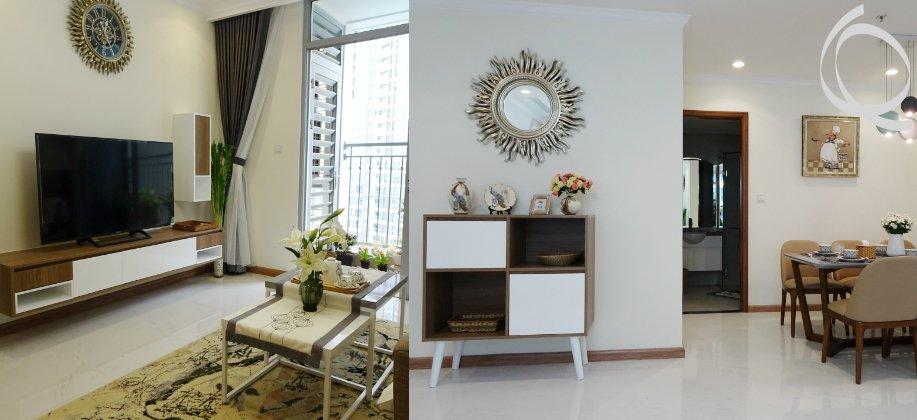 Modern apartment D. Binh Thanh for rent